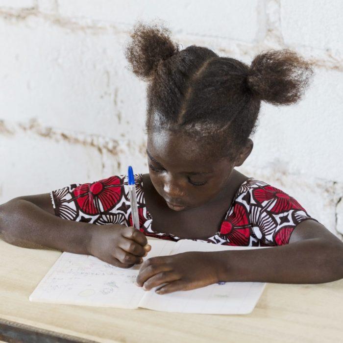 ¡La educación de las niñas transformará el mundo!