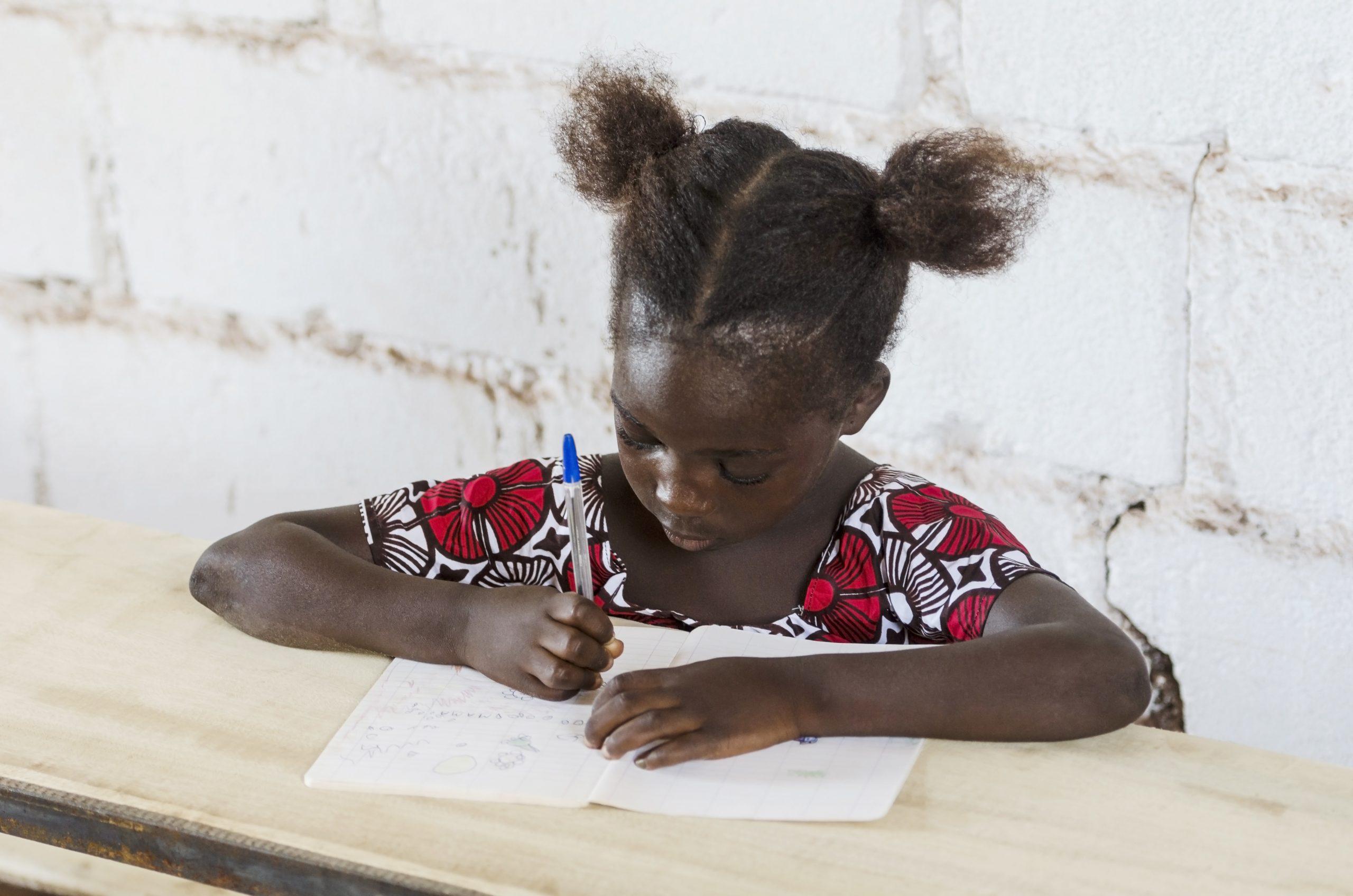L'éducation des filles transformera le monde !