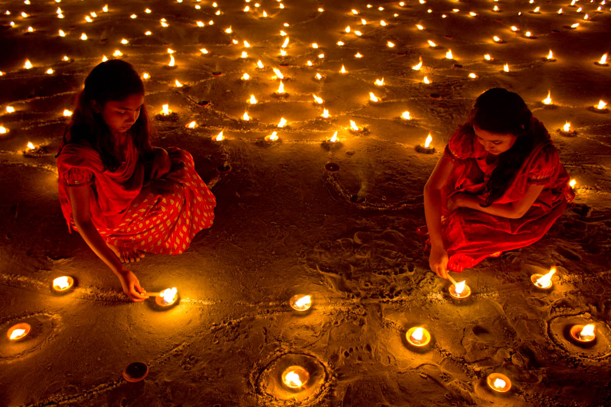 ¡Conoce más sobre Diwali!