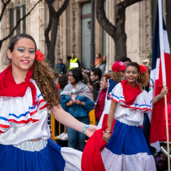 Dominican Republic can only be understood with music