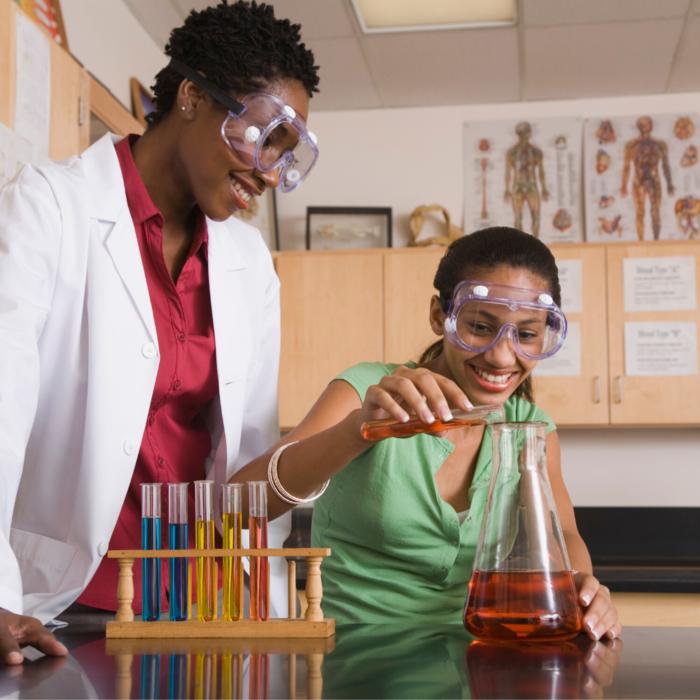 ¡La ciencia necesita mujeres!