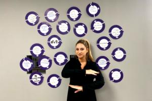 Leticia Carbajo por el Dia de la Mujer - Moneytrans blog