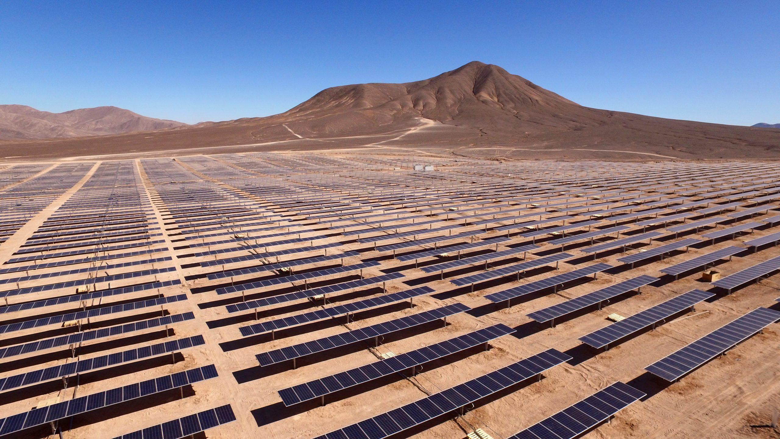 Azraq, ¡el primer campamento de refugiados alumbrado con energía solar!