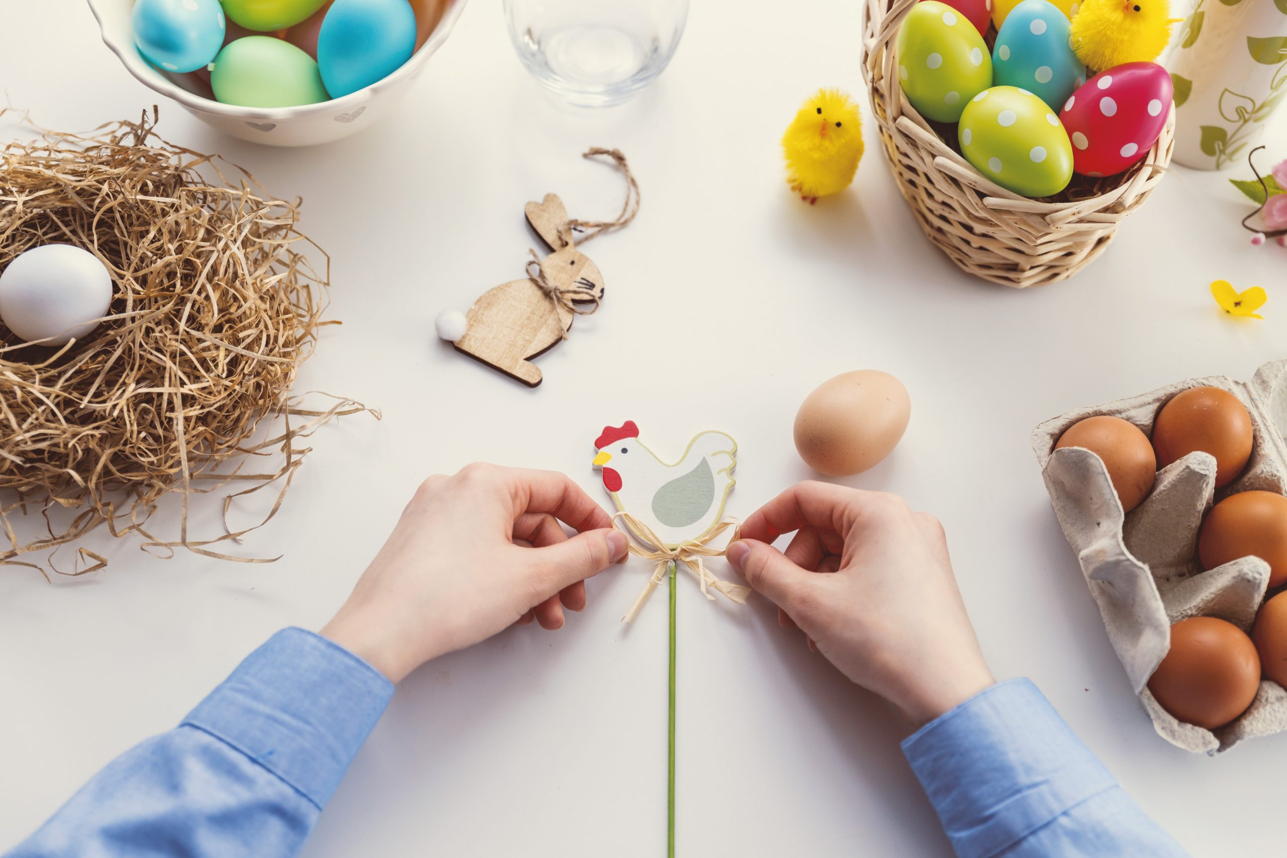 Let's discover some Easter traditions of Eastern Europe and Russia