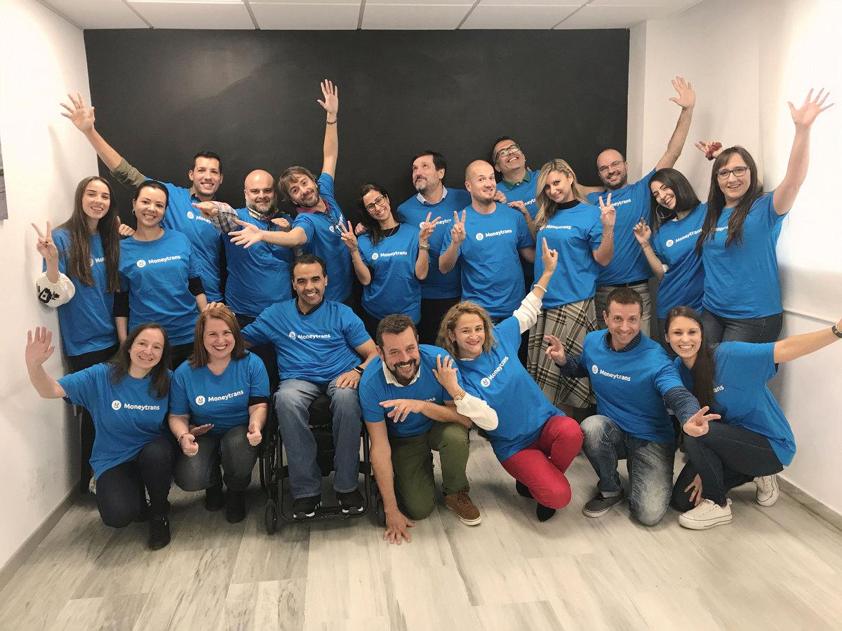 Tous en bleu pour la Journée Mondiale de l'Enfance !