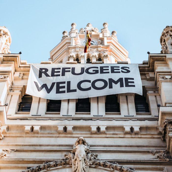 Da un paso por los refugiados