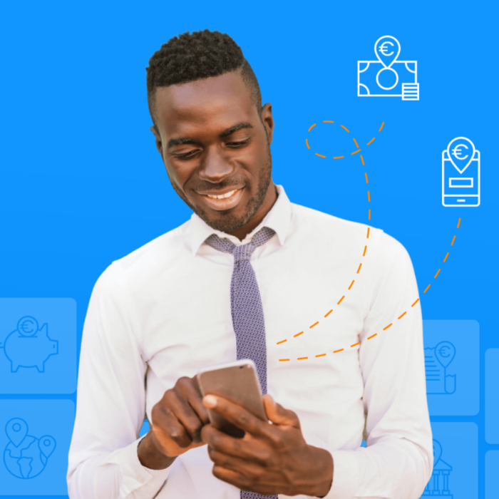 The Moneytrans revolution, the first financial super app!